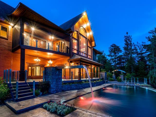 Luxury Homes Lac Saint Joseph Qc 1054 Ch Thomas Maher